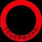 Das Logo der Feuerwehren: Retten, Löschen, Bergen, Schützen!